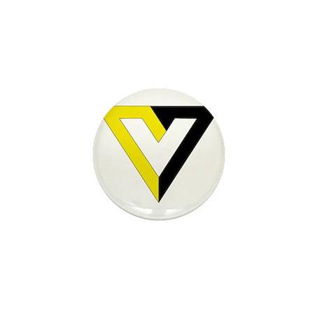Voluntaryist Mini Button (100 pack)