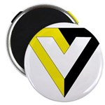 "Voluntaryist 2.25"" Magnet (10 pack)"