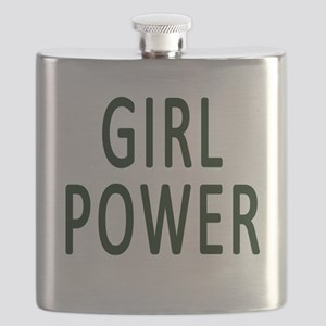 Girl Power Flask