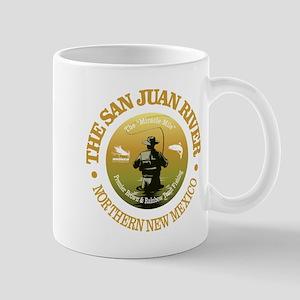 San Juan River Mugs