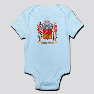 Brennan Coat of Arms - Family Crest Body Suit