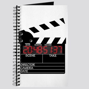 Digital Clapper Board Journal