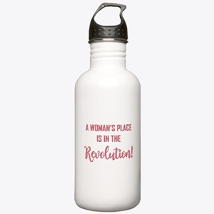 A WOMAN'S PLACE... Water Bottle