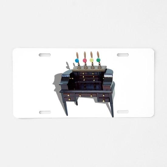 HomeBar050209shadows.png Aluminum License Plate