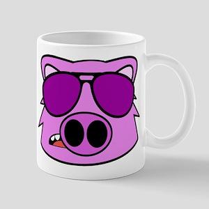 Fly Pig Mugs