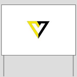 Voluntaryist Yard Sign