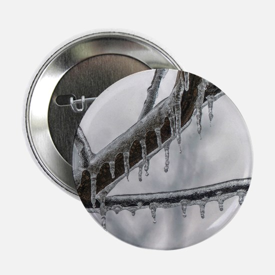"""Icy Branch 2.25"""" Button (10 pack)"""