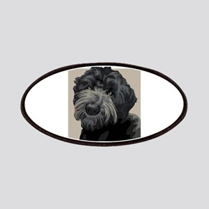 Black Russian Terrier Patch