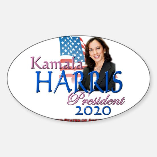 Kamala Harris Decal