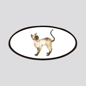 Siamese cat Patch