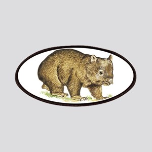 Wombat Drawing Patch