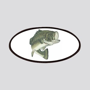 Large Mouth Bass Patch