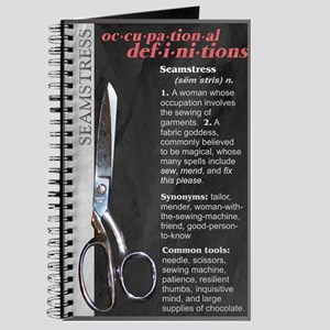 Seamstress Journal