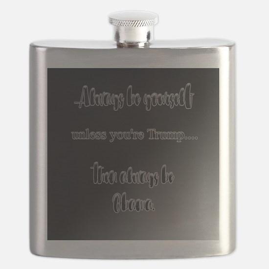 Cool Obama potus Flask