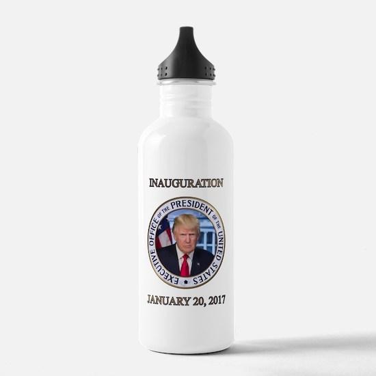 PRES45 01-20-17 Water Bottle