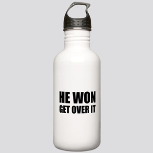 He Won Get Over It! Bo Stainless Water Bottle 1.0L