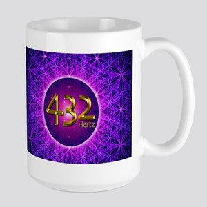 Four Three Two Hertz Mugs