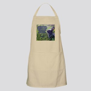 If this isn't nice, I don't know what is. Apron