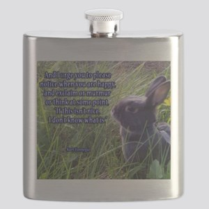 If this isn't nice, I don't know what is. Flask