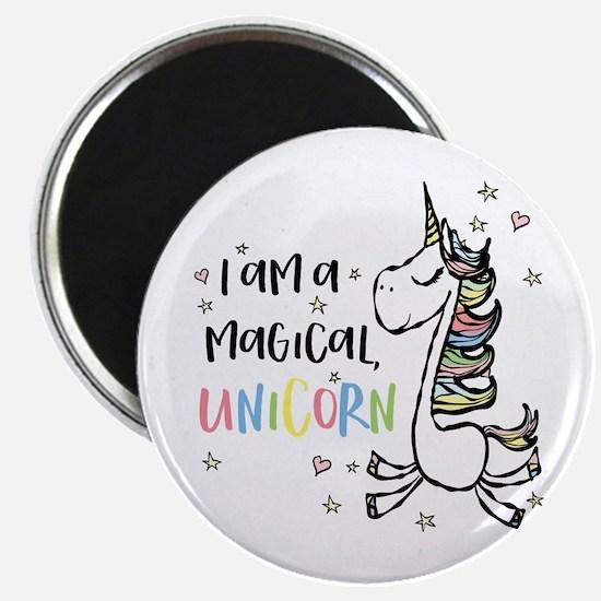 I am a Unicorn Magnets