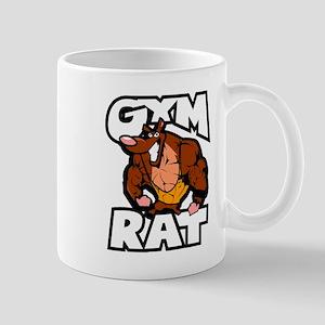 Gym Rat color Mugs