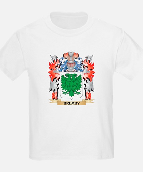Brumby Coat of Arms - Family Crest T-Shirt