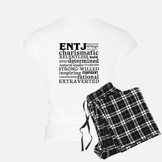 ENTJ Personality Type Pajamas