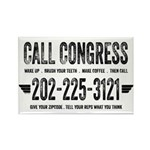 Call Congress Magnets
