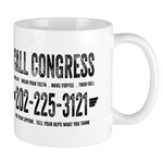 Call Congress Mugs