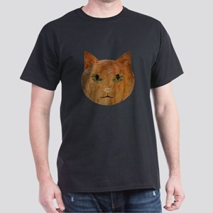 Photo Collage of a Cat's Face T-Shirt