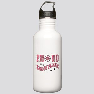PROUD SNOWFLAKE Water Bottle