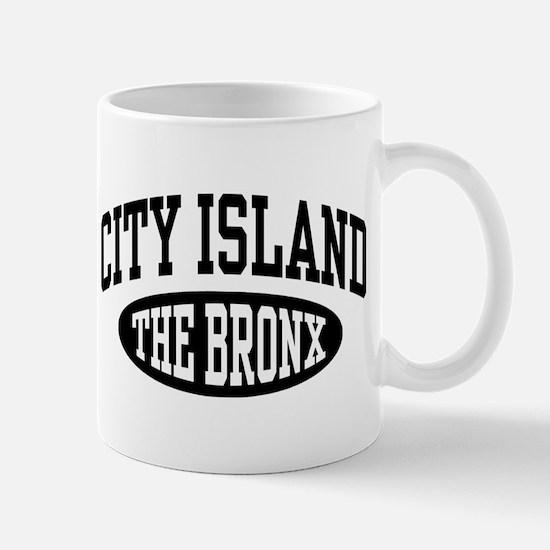 City Island The Bronx Mug