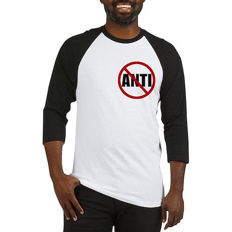 Anti-Anti Baseball Jersey
