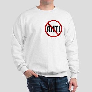 Anti-Anti Sweatshirt