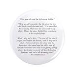 "Velveteen Holiday 3.5"" Button (100 pack)"
