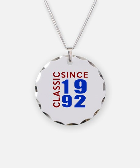 Classic Since Classic Since Necklace