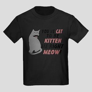 Kitten Me Right Meow T-Shirt