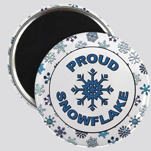PROUD SNOWFLAKE Magnet