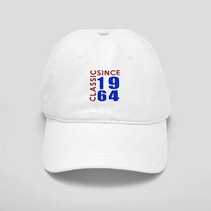 Classic Since 1964 Birthday Designs Cap