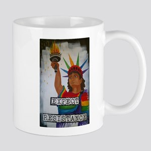 Expect Resistance Mugs