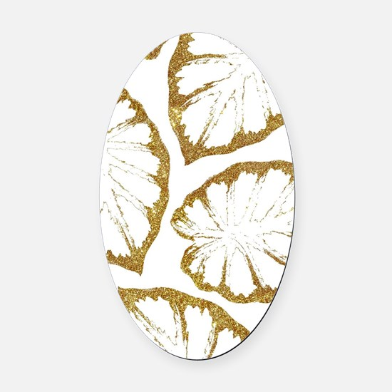 Cute Other holiday Oval Car Magnet