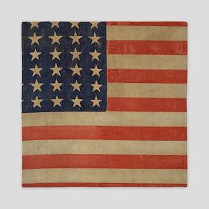 Vintage U.S. Flag (36 Star) Queen Duvet