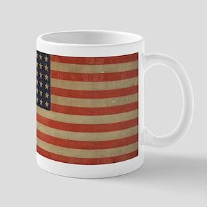 Vintage U.S. Flag (36 Star) Mugs