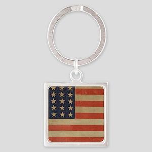 Vintage U.S. Flag (36 Star) Keychains