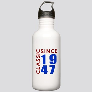 Classic Since 1947 Bir Stainless Water Bottle 1.0L