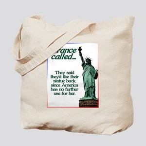 France Called Tote Bag