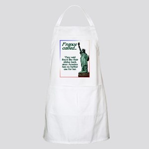 France Called BBQ Apron