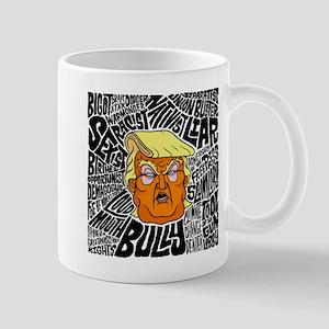 Trump Slurs Mugs