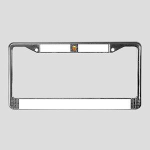 Trump Slurs License Plate Frame