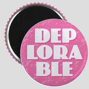 Deplorable - Pink Magnets